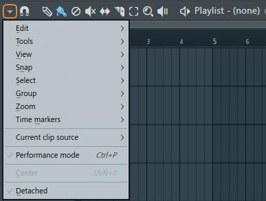 Изучаем от А до Я плейлист (playlist) в Fl Studio
