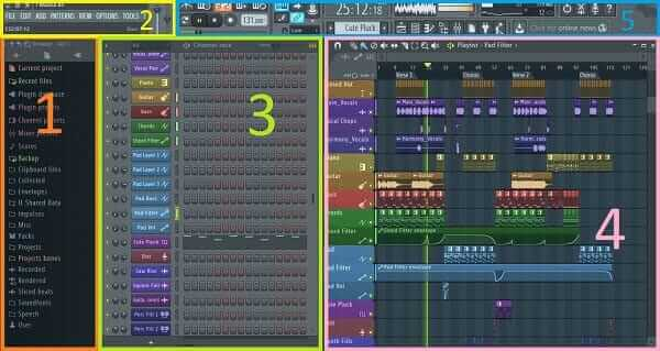 Сэмплы и биты для фл студио 10