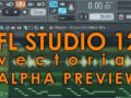 Fl Studio 12 / Пока еще Alpha Preview версия