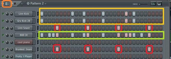 Как сделать рэп минус в fl studio 10 862