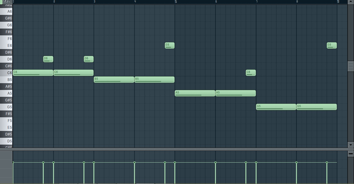 Создание Рэп минуса