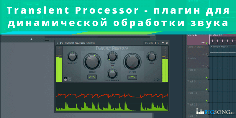 Transient-Processor